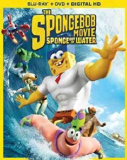 SpongeBob Movie: Sponge Out Of Water (Blu-ray/DVD)