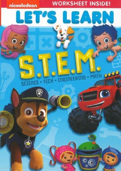Let's Learn: S.T.E.M. (DVD)