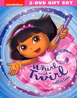 Dora The Explorer: Whirl & Twirl Collection (DVD)