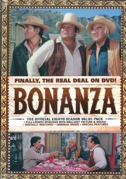 Bonanza: The Eighth Season (DVD)