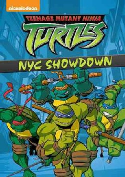 Teenage Mutant Ninja Turtles: NYC Showdown (DVD)