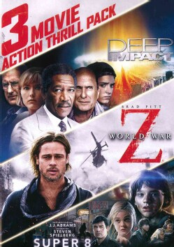 3 Movie Action Thrill Pack (DVD)