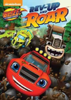 Blaze And The Monster Machines: Rev Up And Roar! (DVD)