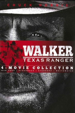Walker, Texas Ranger: 4 Movie Collection