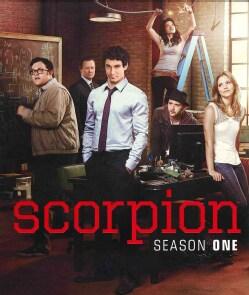 Scorpion: Season One (Blu-ray Disc)