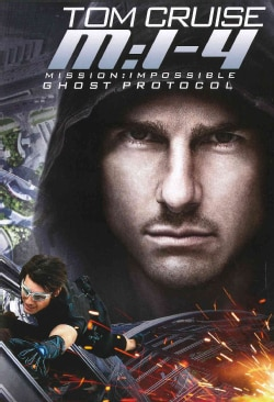 Mission: Impossible Ghost Protocol (DVD)