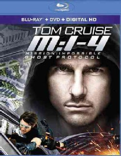 Mission: Impossible Ghost Protocol (Blu-ray Disc)