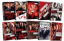 Criminal Minds: Ten Season Pack (DVD)