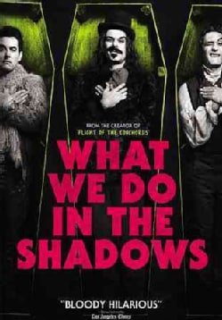 What We Do In The Shadows (DVD)
