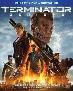 Terminator: Genisys (Blu-ray/DVD)