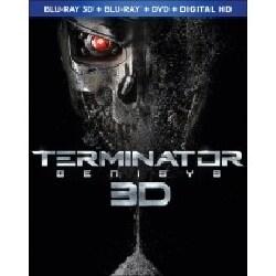 Terminator: Genisys 3D (Blu-ray/DVD)