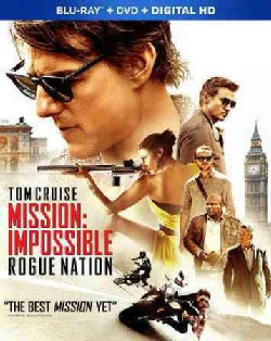 Mission: Impossible - Rogue Nation (Blu-ray/DVD)