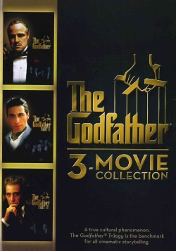 The Godfather 3-Movie Collection (DVD)