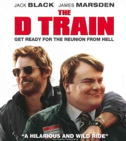 The D Train (Blu-ray Disc)