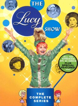The Lucy Show: The Complete Series (DVD)