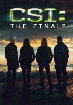 CSI: Crime Scene Investigation: The Finale (DVD)