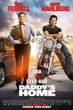 Daddy's Home (Blu-ray/DVD)