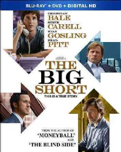 The Big Short (Blu-ray/DVD)