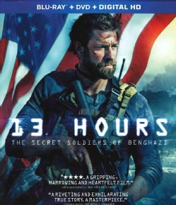 13 Hours: The Secret Soldiers Of Benghazi (Blu-ray/DVD)