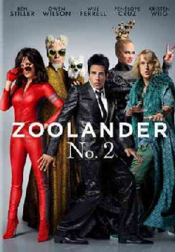 Zoolander No. 2: The Magnum Edition (DVD)