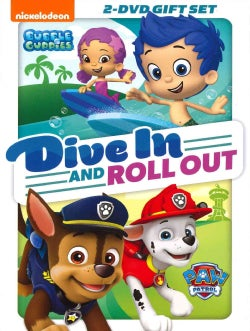 Paw Patrol/Bubble Guppies: Dive In And Roll Out (DVD)