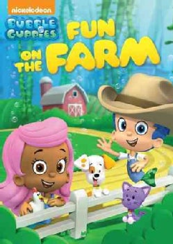 Bubble Guppies: Fun On The Farm (DVD)