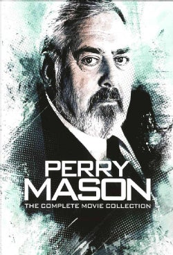 Perry Mason: The Complete Movie Collection (DVD)