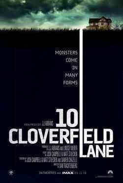 10 Cloverfield Lane (Blu-ray/DVD)