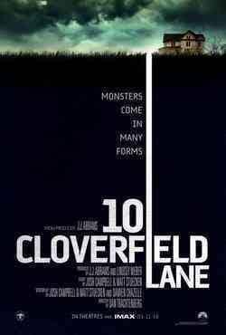 10 Cloverfield Lane (DVD)