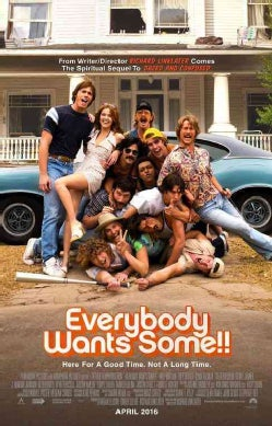 Everybody Wants Some!! (Blu-ray Disc)