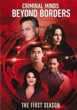 Criminal Minds: Beyond Borders: Season One (DVD)