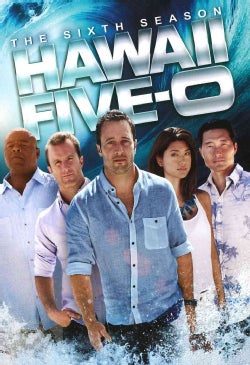 Hawaii Five-O: The Sixth Season (DVD)