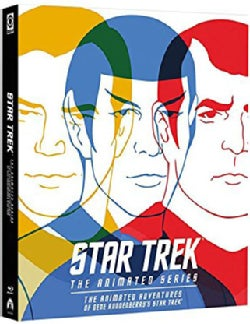 Star Trek: The Animated Series: The Animated Adventures of Gene Roddenberry's Star Trek (Blu-ray Disc)