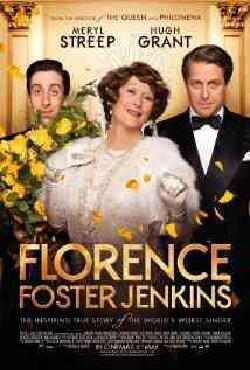 Florence Foster Jenkins (Blu-ray/DVD)