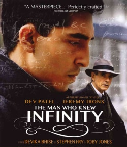 The Man Who Knew Infinity (Blu-ray Disc)