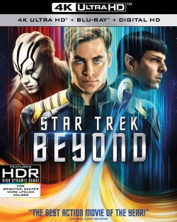 Star Trek: Beyond (4K Ultra HD) (4K Ultra HD Blu-ray)