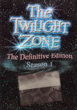 The Twilight Zone: The Complete First Season (DVD)