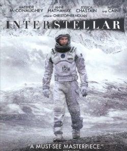 Interstellar (Blu-ray Disc)