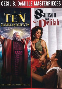 Ten Commandments (1956)/Samson And Delilah (DVD)
