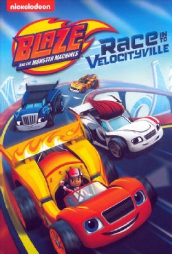Blaze And The Monster Machines: Race Into Velocityville