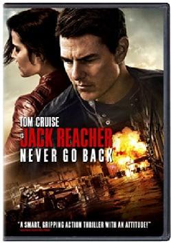 Jack Reacher: Never Go Back (DVD)