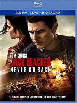 Jack Reacher: Never Go Back (Blu-ray/DVD)