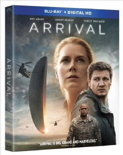 Arrival (Blu-ray/DVD)