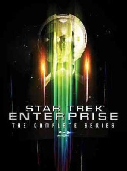 Star Trek: Enterprise The Complete Series (Blu-ray Disc)