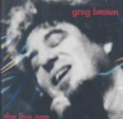 Greg Brown - Greg Brown the Live One