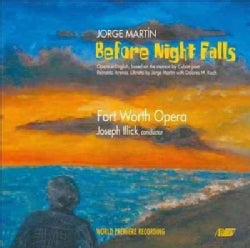 Ft. Worth Opera - Martin: Before Night Falls