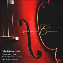Arti Dixson - Jorge Martin: Cello Music