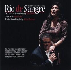 Florentine Opera Company - Don Davis: Rio De Sangre