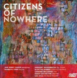 Kenneth Long - Citizens of Nowhere