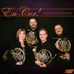 American Horn Quartet - En-Cor!: American Horn Quartet